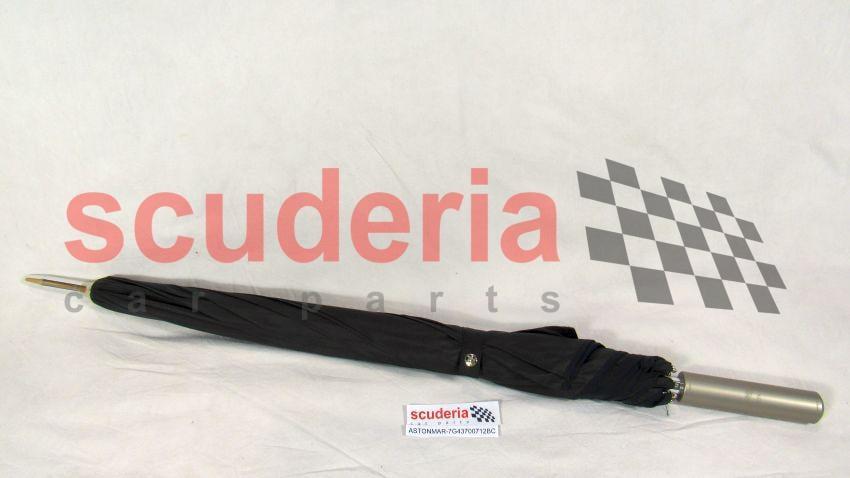 Aston Martin 7g43 700712 Bc Aml Blk Std Umbrella Scuderia Car Parts