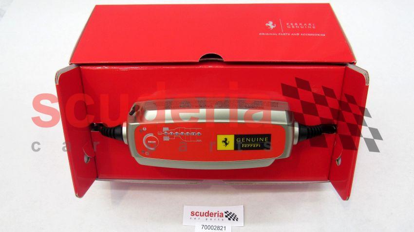 Ferrari 70002821 Battery Charger Kit Scuderia Car Parts