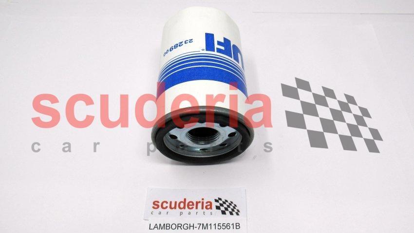 Lamborghini 07m115561b Oil Filter Element Scuderia Car Parts