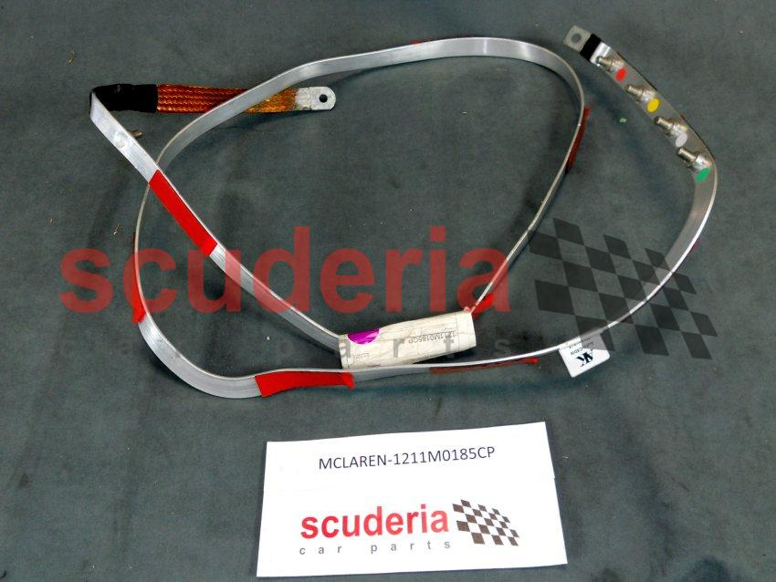 mclaren 1211m0185cp, wiring harness gnd24oop lh (same as 11m2412cp Bus Wire Harness wiring harness gnd24oop lh (same as 11m2412cp)