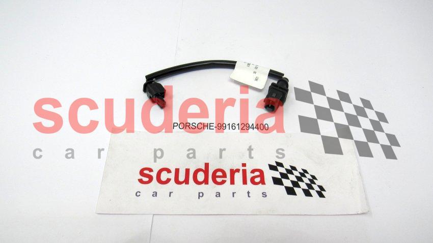 PORSCHE 99161294400 porsche 991 612 944 00, wiring harness, adapter, to, attention, see