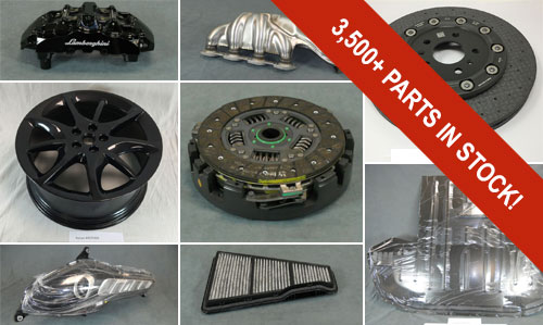 OE Parts in Stock