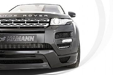 hamann non wide body kit for range rover evoque scuderia. Black Bedroom Furniture Sets. Home Design Ideas