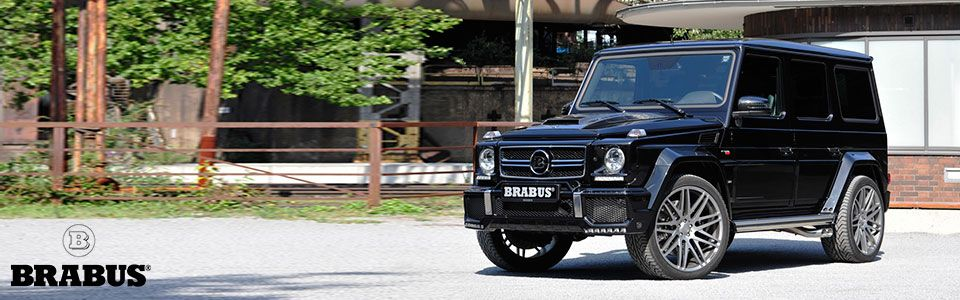 Brabus Tuning and Aftermarket Parts