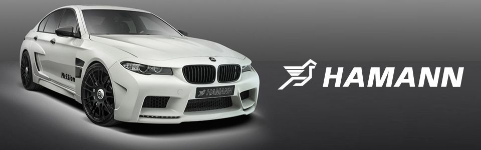 Hamann Tuning and Aftermarket Parts