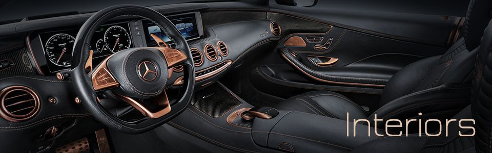 Interiors Tuning and Aftermarket Parts