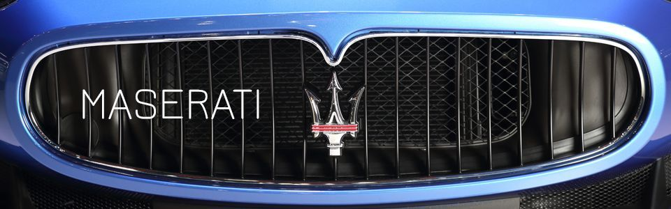 Tuning and Aftermarket Parts for Maserati models