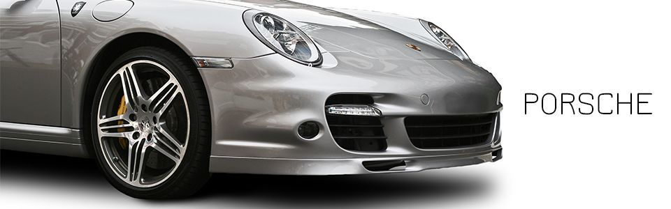 Tuning and Aftermarket Parts for Porsche models