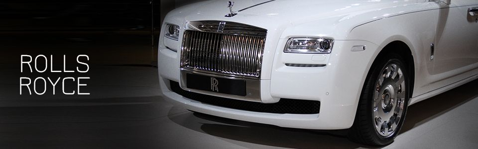 Tuning and Aftermarket Parts for Rolls Royce models