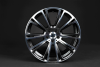 Brabus Monoblock R Wheels (Liquid Titanium Smoked) for the Mercedes Benz S63/S65 AMG & S-Class W222 2