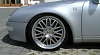 Cargraphic RACING Wheel Set - 9.0x19 and 11.0x19 for the Porsche 911 993 7