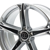 Brabus Monoblock T Wheels (High-Gloss) - Mercedes-Benz ML-Class W166 4