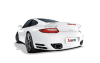 Akrapovic Slip-On Line Titanium Exhaust - Porsche 911 997.2 Turbo 3