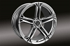 Brabus Monoblock T Wheels (Liquid Anthracite) - Mercedes-Benz ML-Class W166 2