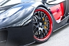 Hamann Front Fenders including Air Outlets (Carbon) - McLaren MP4-12C 2