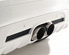 Hamann Sport Rear Muffler with 2 Central Tailpipes - BMW X6 (E71) 2
