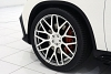 Brabus Monoblock Y Platinum Edition Wheels (Anthracite Glossy) - Mercedes Benz GLE 4
