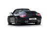 Akrapovic Slip-On Race Line Titanium Exhaust - Porsche 997.2 Carrera 2