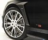 Brabus Monoblock R Wheels (Liquid Titanium Smoked) for the Mercedes Benz S63/S65 AMG & S-Class W222 9