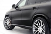 Brabus Monoblock Y Platinum Edition Wheels (Anthracite Glossy) - Mercedes Benz GLE 7