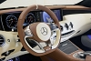 Brabus Dashboard in Leather/Alcantara for the Mercedes Benz S63/S65 AMG (W222) 2