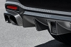 Brabus Rear Skirt in Carbon - Mercedes-Benz GLS 63 AMG 2
