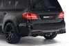 Brabus Rear Skirt in Carbon - Mercedes-Benz GLS 63 AMG 3