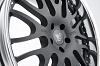 Hamann Race Edition Anodized Wheels for Porsche Macan 4