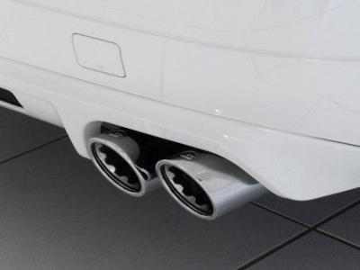 Brabus Sports Exhaust: 4-Cylinder - CGI Coupe for the Mercedes Benz E Coupe/Cabriolet C/A 207 1