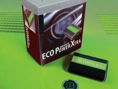 Brabus ECO PowerXtra D6S for the Mercedes Benz Viano W639 1