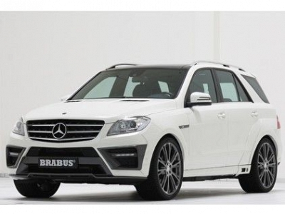 Brabus Widestar Conversion Kit for the Mercedes Benz ML-Class W166 (AMG-Line) 1