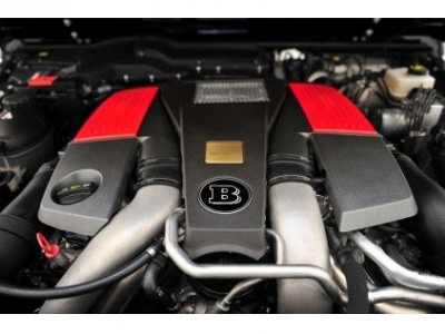 Brabus Performance Kit (B63-584) for the Mercedes Benz E63 AMG 1