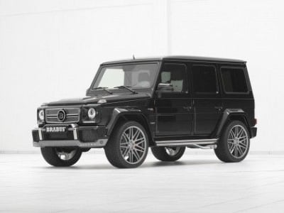 Brabus Widestar Conversion Kit for the Mercedes Benz G63 / G65 AMG 1