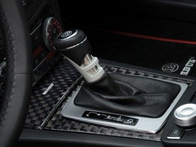 Brabus Gearshift Lever: Sport for the Mercedes Benz GLK-Class X204 1