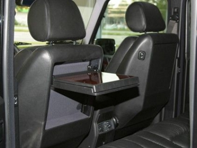 Brabus Integrated Rear Tables for the Mercedes Benz G-Class W463 1