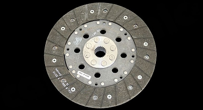 Cargraphic Reinforced Clutch Disc for the Porsche 911 996 Turbo-GT2 1