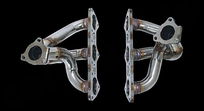 Cargraphic Manifold Set for the Porsche 911 997 Turbo-GT2 RS 1