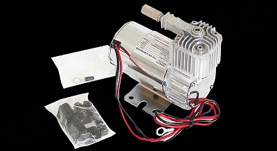Cargraphic High Performance Air Compressor for the Porsche 911 997 Carrera 1