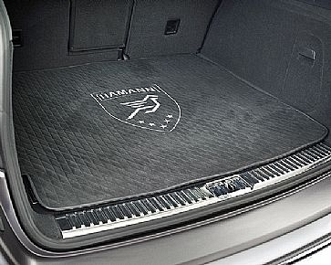 Hamann Trunk Mat for Porsche Cayenne 1