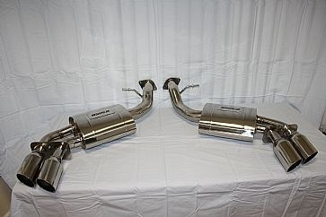 Ferrari 612 Seca Sports Exhaust 1