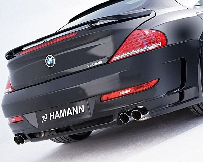 Hamann Rear Bumper - BMW 6 Series (E63/E64) 1