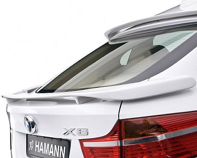 Hamann Rear Spoiler (Large) - BMW X6/X6M (E71) 1