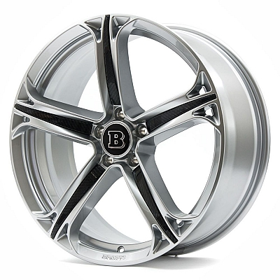 Brabus Monoblock T Wheels (High-Gloss) - Mercedes-Benz ML-Class W166 1
