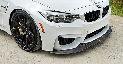 Vorsteiner GTS Front Spoiler for the BMW F8X M3 & F8X M4 1