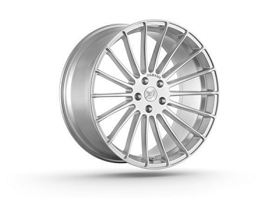 Hamann Anniversary EVO Wheels (Silver) for BMW M3 1