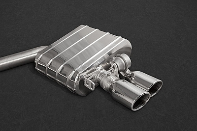 Capristo Sports Exhaust for Audi S4 / S5 V8 1