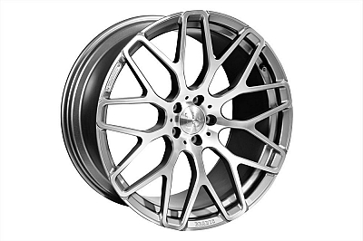 Brabus Monoblock Y Platinum Edition Wheels (Anthracite Glossy) - Mercedes Benz GLE 1