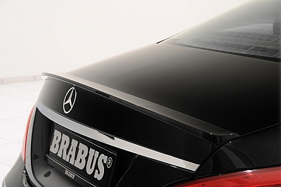 Brabus Rear Spoiler for the Mercedes Benz CLS-Class CLS63 AMG & C218 1
