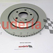 Continental Brake Disc (Vented)