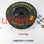 Gallardo Flywheel, Complete